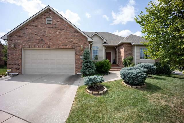 2002 N Paddock Green Ct, Wichita, KS 67206 (MLS #602097) :: Keller Williams Hometown Partners