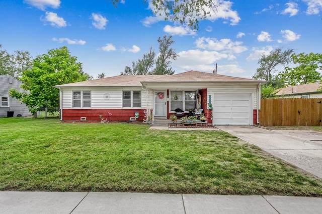 3209 S Osage Ave, Wichita, KS 67217 (MLS #602121) :: The Boulevard Group