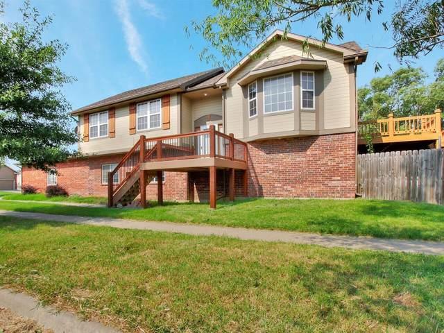 3675 N Rushwood Ct, Wichita, KS 67226 (MLS #602124) :: Keller Williams Hometown Partners