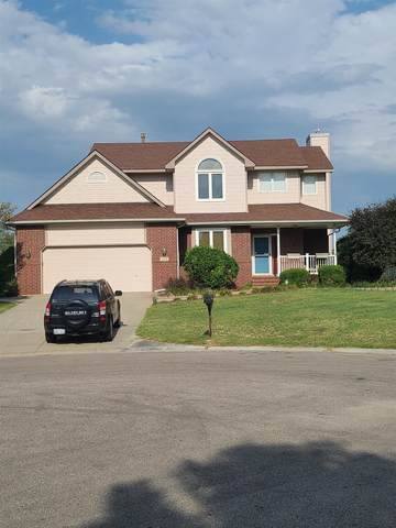1644 S Crest Ct, Andover, KS 67002 (MLS #602129) :: COSH Real Estate Services