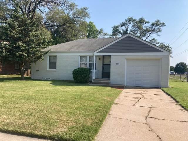 796 S Eastridge St, Wichita, KS 67207 (MLS #602142) :: Keller Williams Hometown Partners