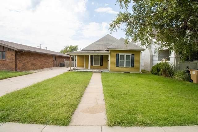 217 S Douglas, Lyons, KS 67554 (MLS #602145) :: Kirk Short's Wichita Home Team