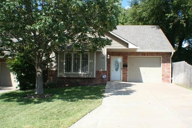 420 E 13th Ave, Augusta, KS 67010 (MLS #602170) :: Matter Prop