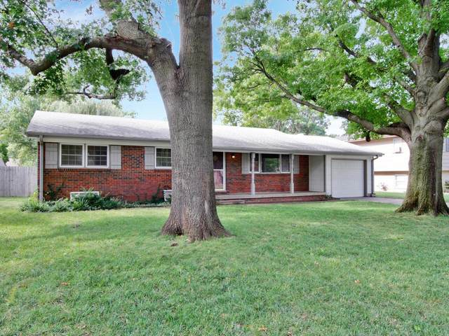 4019 W Bella Vista St, Wichita, KS 67212 (MLS #602188) :: Kirk Short's Wichita Home Team