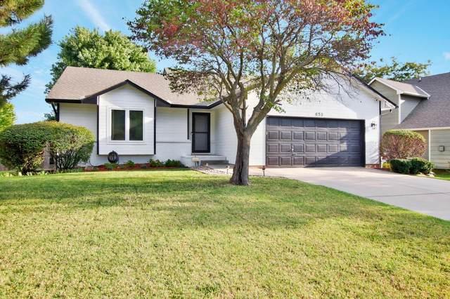 832 Hawthorne Dr, Derby, KS 67037 (MLS #602191) :: Kirk Short's Wichita Home Team