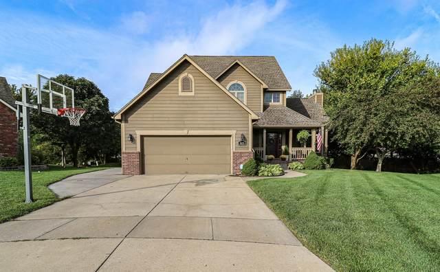 1635 S Tara Falls Ct, Wichita, KS 67207 (MLS #602210) :: Kirk Short's Wichita Home Team