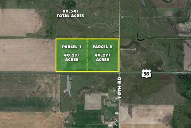 40.2 +/- Acres Hwy 56 & 10th Rd. Parcel 1, Lyons, KS 67554 (MLS #602221) :: Matter Prop