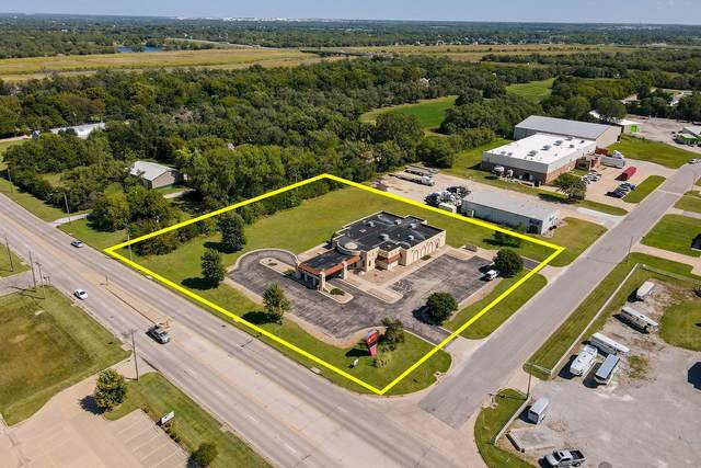 7030 S Broadway Ave, Haysville, KS 67060 (MLS #602228) :: Pinnacle Realty Group