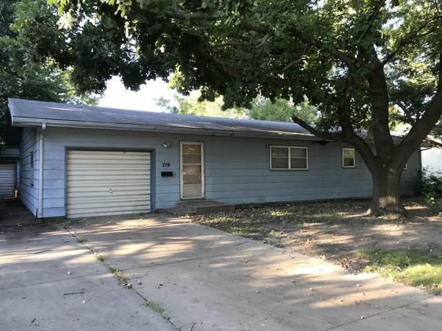 719 W 5th St, Newton, KS 67114 (MLS #602256) :: Pinnacle Realty Group