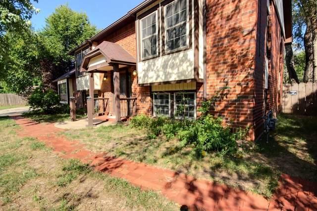 1842 N Clayton St, Wichita, KS 67203 (MLS #602260) :: Kirk Short's Wichita Home Team