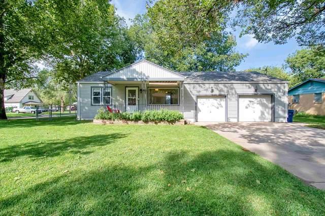 201 N Kessler, Wichita, KS 67203 (MLS #602273) :: Pinnacle Realty Group