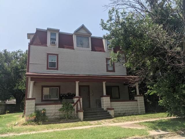 331 S Dodge Ave, Wichita, KS 67213 (MLS #602278) :: Graham Realtors