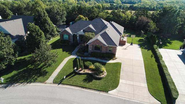 1428 North Krug Circle, Wichita, KS 67230 (MLS #602285) :: Matter Prop