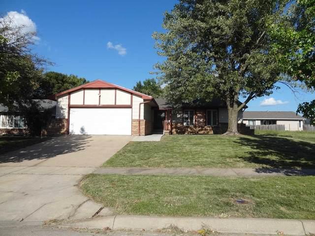 2140 S Lori Lane, Wichita, KS 67207 (MLS #602291) :: Pinnacle Realty Group