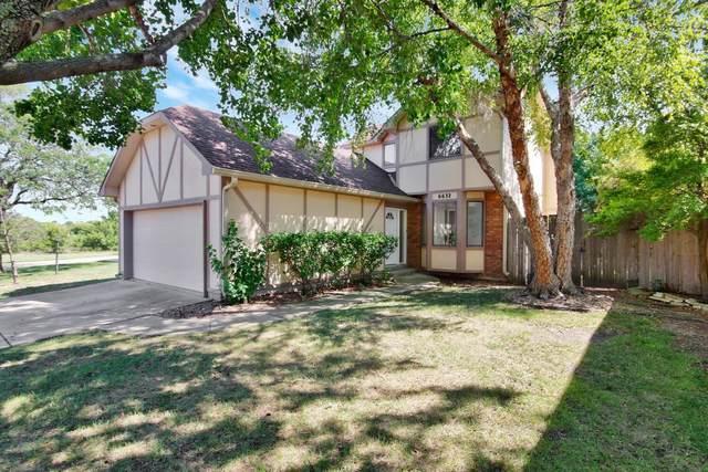 6632 E Pepperwood Ct, Wichita, KS 67226 (MLS #602307) :: Pinnacle Realty Group