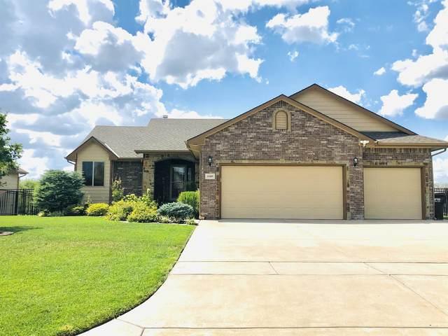 15405 E Rosewood St, Wichita, KS 67230 (MLS #602311) :: Matter Prop