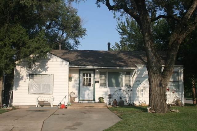 1056 S Edwards Ave, Wichita, KS 67213 (MLS #602314) :: Matter Prop