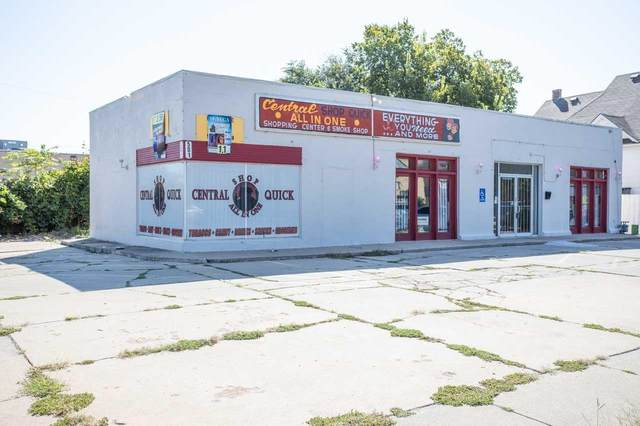 501 E Central Ave, Wichita, KS 67202 (MLS #602332) :: Matter Prop