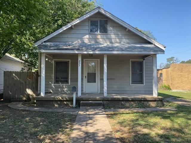 255 N Millwood St, Wichita, KS 67203 (MLS #602343) :: Matter Prop