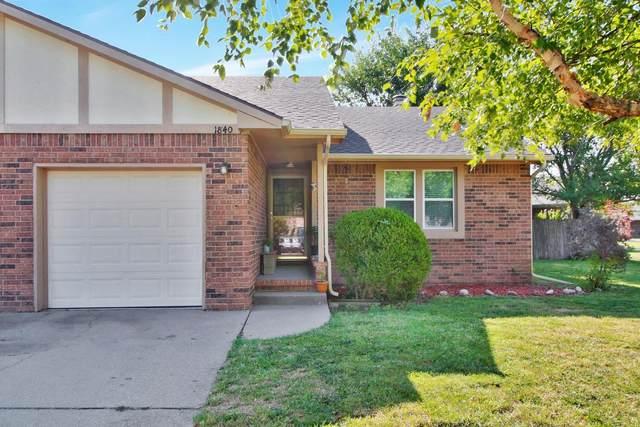 1840 N Doreen St, Wichita, KS 67206 (MLS #602367) :: Matter Prop