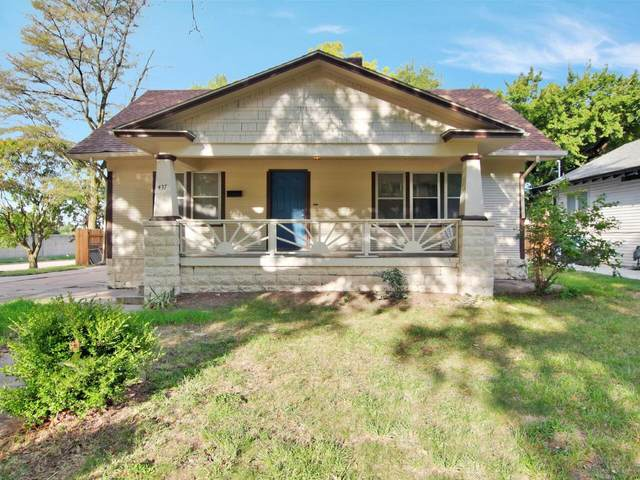 437 S Clifton Ave, Wichita, KS 67218 (MLS #602389) :: COSH Real Estate Services