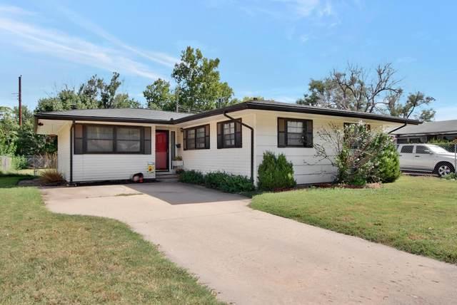 3426 S Everett St, Wichita, KS 67217 (MLS #602390) :: COSH Real Estate Services