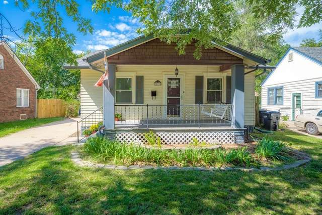 837 S Lorraine Ave, Wichita, KS 67211 (MLS #602397) :: Matter Prop