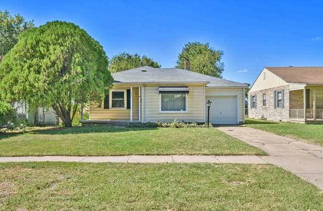 1647 S Green St, Wichita, KS 67211 (MLS #602408) :: COSH Real Estate Services