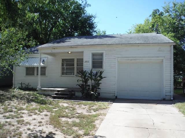 2511 S Victoria, Wichita, KS 67218 (MLS #602415) :: COSH Real Estate Services