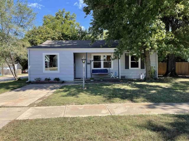 1202 S Silverdale Ct, Wichita, KS 67218 (MLS #602423) :: Matter Prop