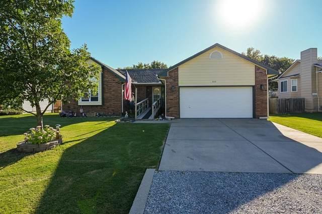 218 Sunflower St, Rose Hill, KS 67133 (MLS #602426) :: COSH Real Estate Services