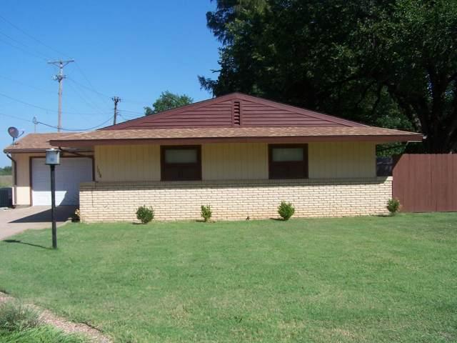 1738 N Main, Kingman, KS 67068 (MLS #602431) :: Kirk Short's Wichita Home Team