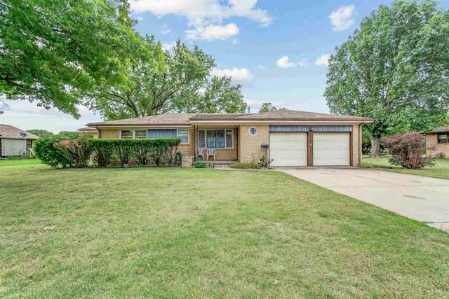 2715 W 16th, Wichita, KS 67203 (MLS #602434) :: Kirk Short's Wichita Home Team