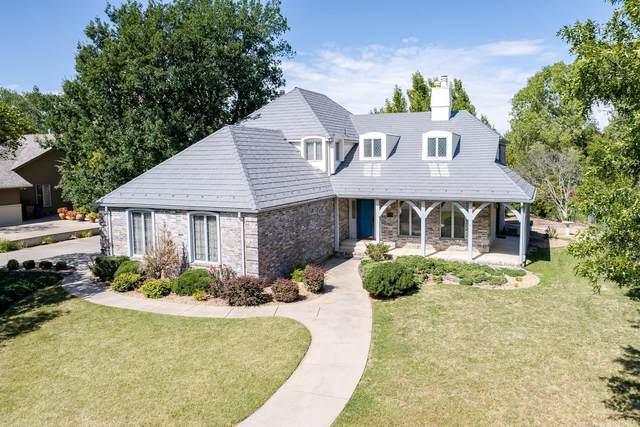 8936 E Windwood, Wichita, KS 67226 (MLS #602440) :: Pinnacle Realty Group