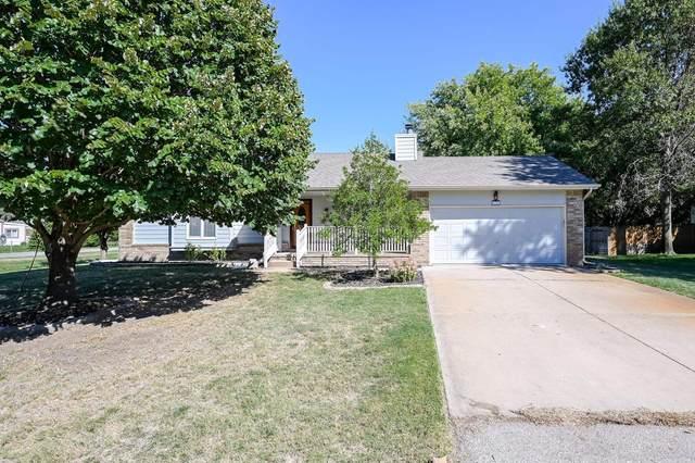 6156 N Sullivan Rd, Wichita, KS 67204 (MLS #602441) :: Graham Realtors
