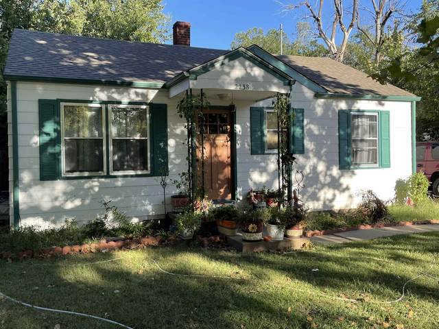 2238 S Laura Ave, Wichita, KS 67211 (MLS #602442) :: Graham Realtors