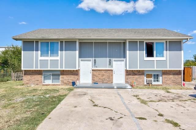 2914 W 27th St S 2912 W. 27th St, Wichita, KS 67217 (MLS #602448) :: COSH Real Estate Services