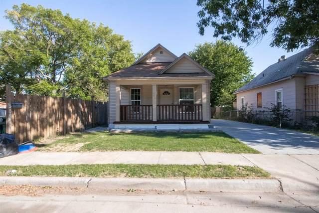 508 W Shirk St, Wichita, KS 67213 (MLS #602453) :: Pinnacle Realty Group