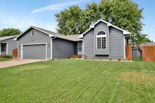 11710 W Jamesburg St, Wichita, KS 67212 (MLS #602455) :: COSH Real Estate Services