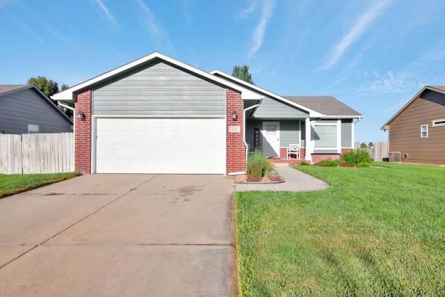 813 N Bay Country Cir, Wichita, KS 67235 (MLS #602459) :: Pinnacle Realty Group