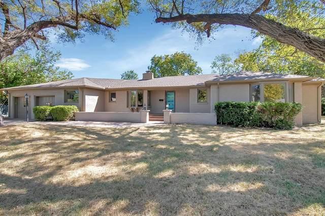 1386 N Minisa Dr, Wichita, KS 67203 (MLS #602467) :: Graham Realtors
