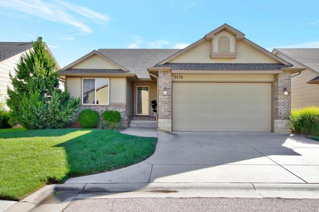 3770 N Ridge Port Ct, Wichita, KS 67205 (MLS #602470) :: Pinnacle Realty Group