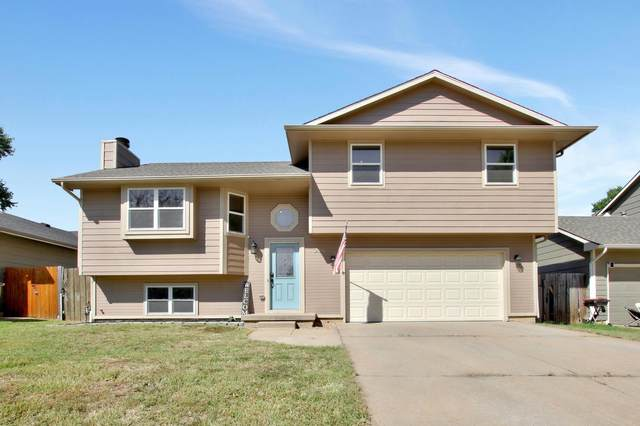 246 W Mallard Dr, Derby, KS 67037 (MLS #602475) :: Kirk Short's Wichita Home Team