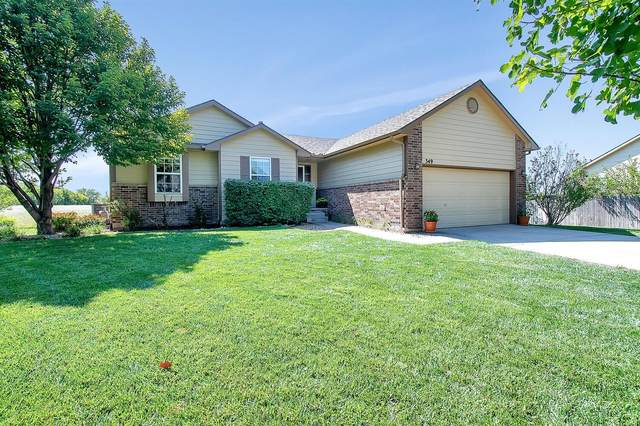 349 S Pitchers Ct, Andover, KS 67002 (MLS #602479) :: COSH Real Estate Services