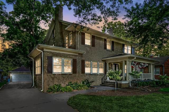 1239 N River Blvd., Wichita, KS 67203 (MLS #602482) :: The Boulevard Group
