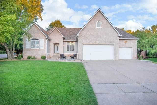 1272 N Hickory Creek Ct, Wichita, KS 67235 (MLS #602489) :: Pinnacle Realty Group