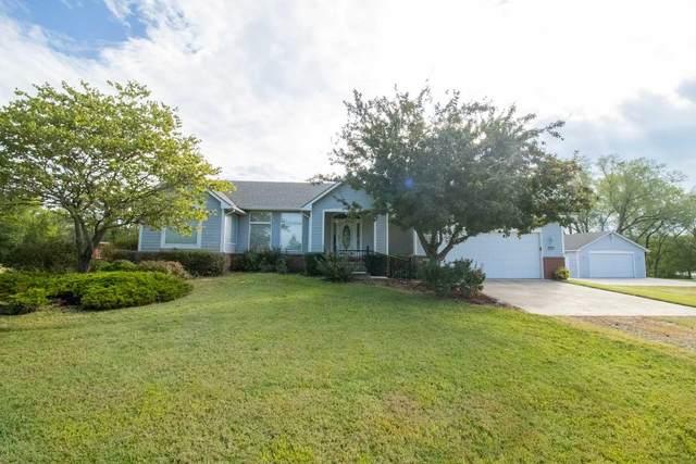 10400 W Bluewater Ln, Clearwater, KS 67026 (MLS #602491) :: Graham Realtors