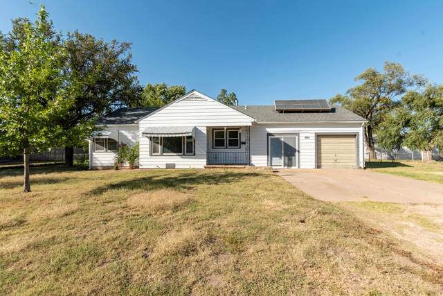 1614 E Mills St, Wichita, KS 67216 (MLS #602492) :: COSH Real Estate Services