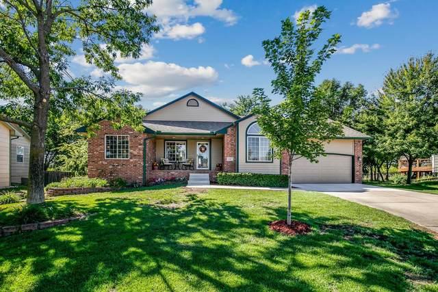 1407 W Quail Crossing Ct, Andover, KS 67002 (MLS #602493) :: COSH Real Estate Services