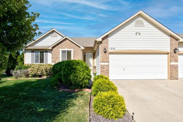 1210 E Village Estates Dr, Park City, KS 67219 (MLS #602494) :: Pinnacle Realty Group